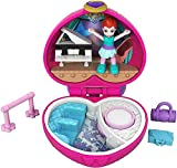 Polly Pocket FWN41 - Tiny Places Schatulle Lilas Ballettaufführung -