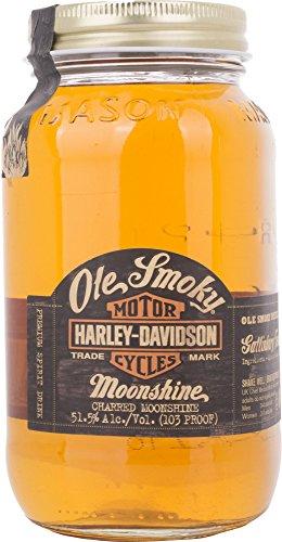 Ole Smoky Moonshine Charred - 700 ml