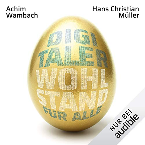 Digitaler Wohlstand für alle audiobook cover art