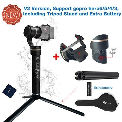 Feiyutech G5 3-Axis Splashproof Handheld Gimbal for Action Cameras GoPro