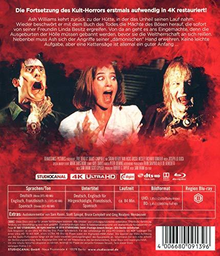 Tanz der Teufel 2 / Uncut / 4K Ultra HD (+ BR) [Blu-ray]