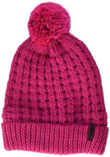 Schöffel Knitted A Dublin Bonnet, Femme, Knitted Hat Dublin, Rose