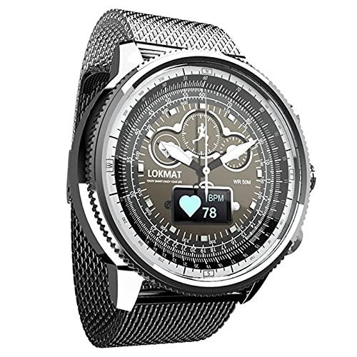 XYZK Bluetooth Smart Watch Men's Femenina Fitness Pulsera Impermeable Pedómetro Recordatorio Reloj Monitor De Ritmo Cardíaco Monitor Smart Watch,B