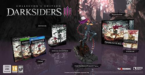 Darksiders III Collectors Edition (PS4)