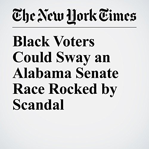 Black Voters Could Sway an Alabama Senate Race Rocked by Scandal copertina
