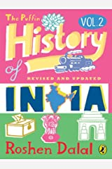 The Puffin History of India Volume 2 Kindle Edition