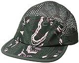 Salomon Unisex Mesh-Kappe, AIR LOGO CAP, Einheitsgröße, Verstellbar, Grün/Pink, L40047500