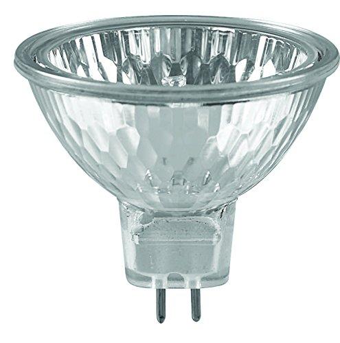 BLV POWERSAVER. 183359 Halogen-Leuchtmittel mit Durchmesser 50 mm 12 V 35 W 60o 3000 K GU5.3. 500 Lumen 4000 Stunden