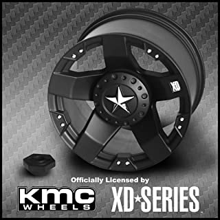 Radio Control RC 3.2 Rockstar XD 775 Wheel QTY 1| Authentic Miniature Replicas Officially Licensed by KMC XD Series | 17mm...