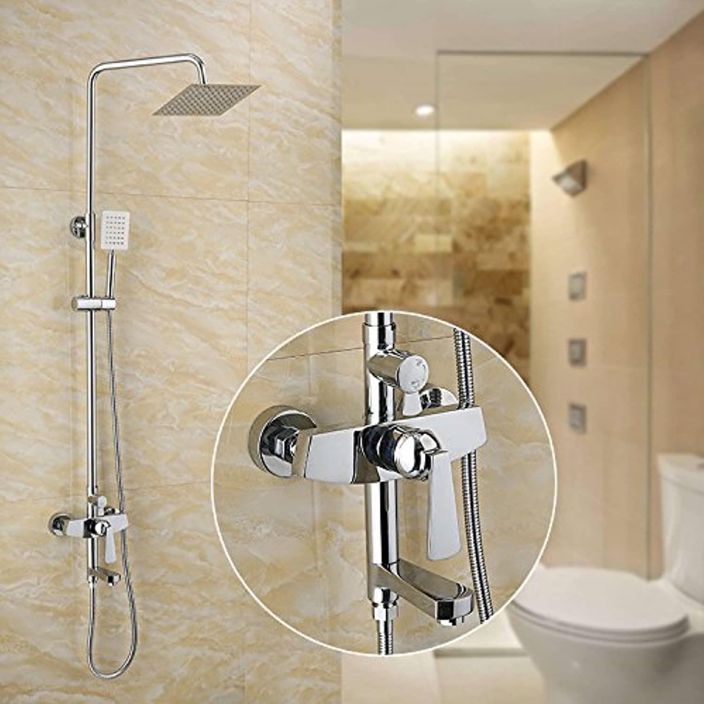 ZHFC-la doccia rame terzo doccia confezione doccia doccia ugello doccia rubinetto