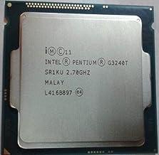 Intel Pentium G3240T g3240T Dual Core CPU Processor SR1KU 2.7GHz 3MB LGA1150 Tested 3240