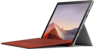 "Microsoft Surface Pro 7 – 12.3"" Touch-Screen - 10th Gen Intel Core i5 - 16GB Memory - 256GB SSD (Latest Model) – Platinum ..."