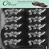SMALL ALLIGATORS CHOCOLATE CANDY MOLD [Kitchen]
