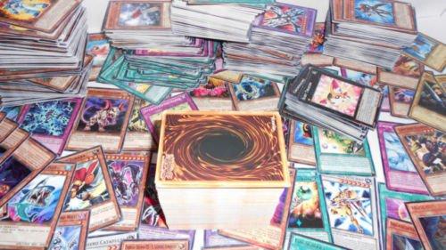 lotto 40 carte di rarità: COMUNE di Yu-Gi-Oh! tutte diverse in italiano
