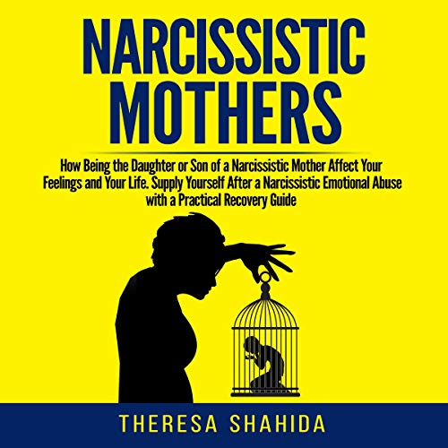 Narcissistic Mothers audiobook cover art