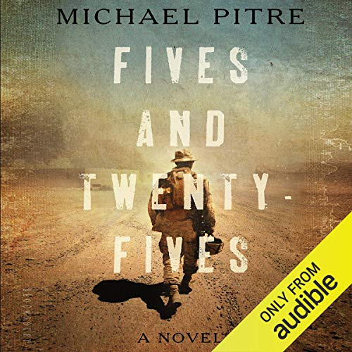 Fives and Twenty-Fives audiobook cover art