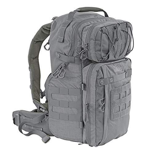 VANQUEST TRIDENT-32 (Gen-3) Backpack - Sport & Outdoor Hiking Rucksack 32 L - Wolf Gray