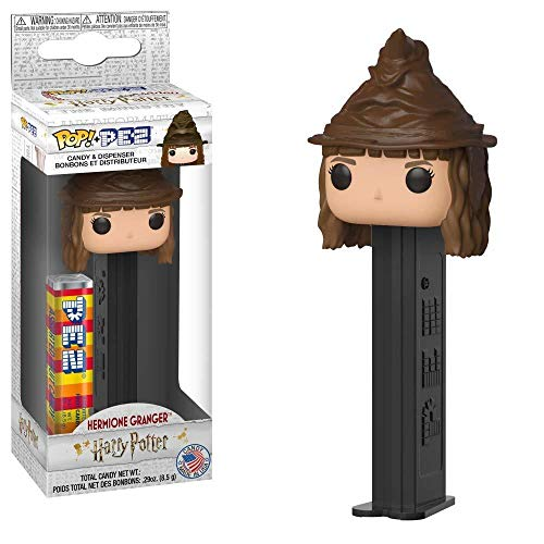 Funko Pop! Pez: Harry Potter - Hermoine Granger (Sorting Hat)