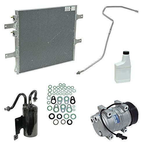A/C Compressor and Component Kit KT 4727D