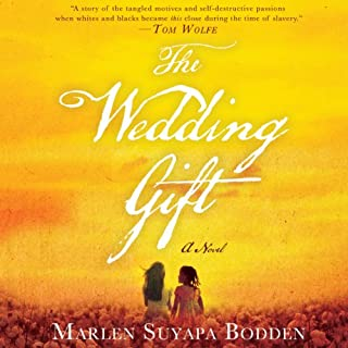 The Wedding Gift audiobook cover art