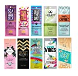 Best ProTan Indoor Tanning Lotions - 10 New Tanning Lotion Sample Packets - Major Review