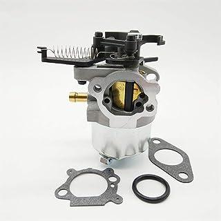 Fait Adolph Filtro de Aire Carburador de Carb for Briggs & Stratton 591852 590834 B1591852 Sustituye Antiguo # 793493 793463 para Accesorios de cortacésped (Color : Silver)