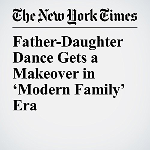 Father-Daughter Dance Gets a Makeover in 'Modern Family' Era copertina
