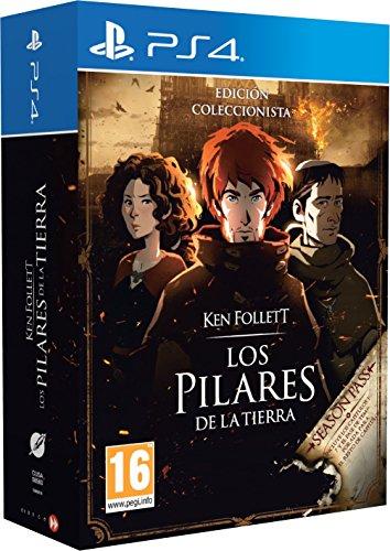 Los Pilares De La Tierra - Edición Coleccionista