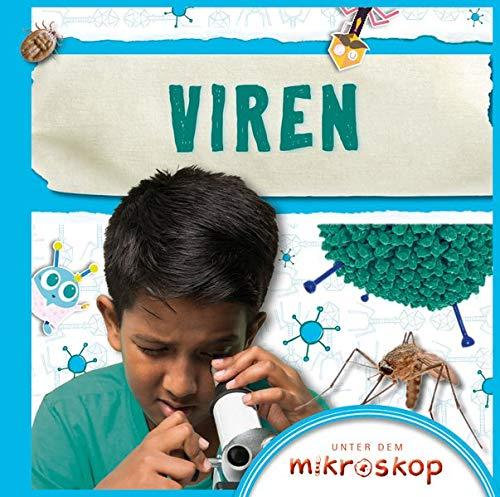 Viren: Unter dem Mikroskop (CORONA Sachbücher)