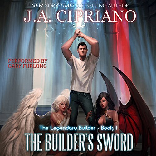 The Builder's Sword cover art