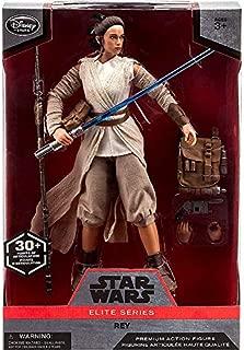 Star Wars Elite Series Rey Premium Action Figure - 10'' - Star Wars: The Force Awakens