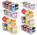Set of 8 Pantry Organizers-Includes 8 Organizers (4 Large & 4 Small Drawers)-Organizers for...