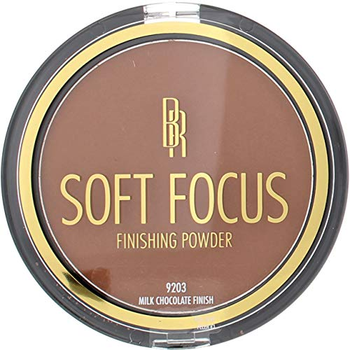 Black Radiance True Complexion Soft Focus Finishing Powder, Milk Chocolate [9203] 0.45 oz (Pack of 3)