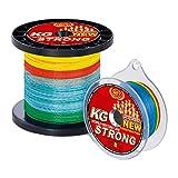 Längen und Stärken WFT PLASMA KG geflochtene Schnur verschiedene Farben