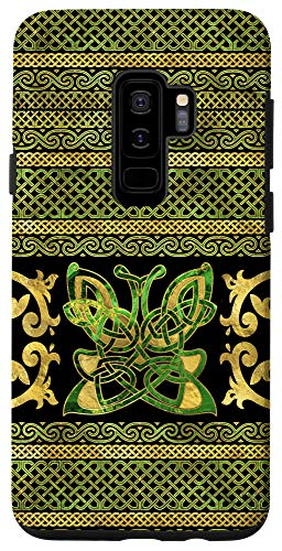 Galaxy S9+ Celtic Butterfly Ornament Case