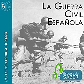 La Guerra civil española [The Spanish Civil War]                   De :                                                                                                                                 Juan Andrés Blanco Rodríguez                               Lu par :                                                                                                                                 Santiago Noriega                      Durée : 18 h     Pas de notations     Global 0,0