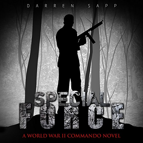 Special Force audiobook cover art