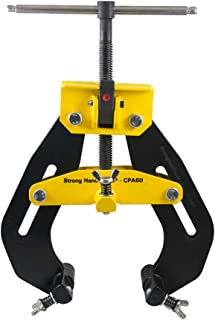Strong Hand Tools, Pipe Alignment Clamp, with Quick Acting Screws, CPA120