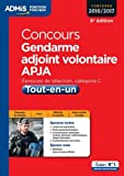 Concours Gendarme adjoint volontaire - APJA - Catégorie C - Tout-en-un - Concours 2016-2017