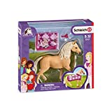 Schleich-42431 Diseño de Horse Club Sofia, Color marrón, Rosa (42431)
