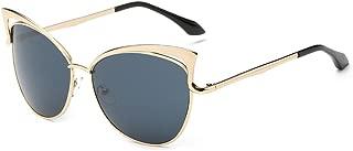 butterfly cat eye sunglasses