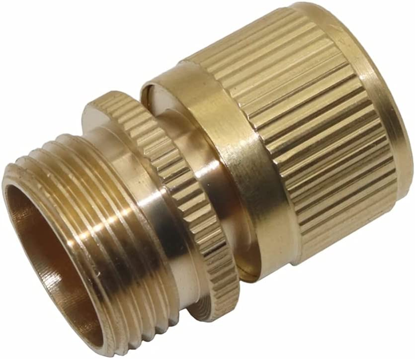 OmurStore 5 Pcs 3 4 inch Thread Garde Quick Male Max Mail order 73% OFF Brass Connector