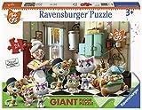 Ravensburger 44 Gatti B Puzzle, Pavimento, 24 Pezzi, 03004...