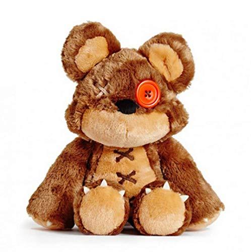 hzwh 40cm Spiel LOL Tibbers Plüschtier Puppe Offizielle Ausgabe Annies Bär Plüsch Weiches Stofftier Für Weihnachtsgeburtstagsgeschenke