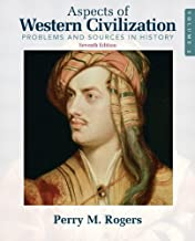 Aspects of Western Civilization: Problems and Sources in History, Volume 2 (7th Edition)