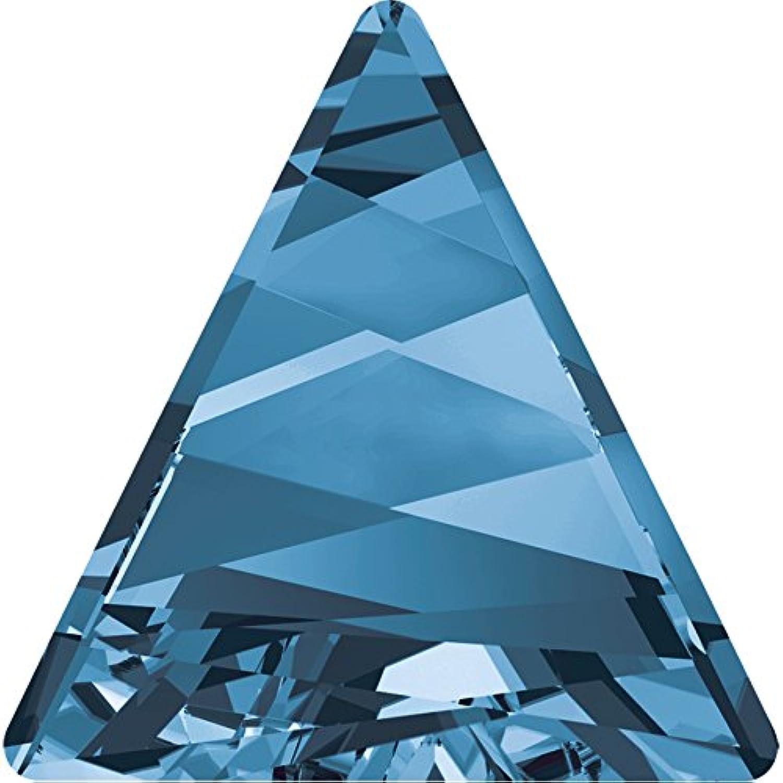 Swarovski Crystals 1160397 Fancy Stones 4717 MM 21,5 MONTANA F, 32 Pieces