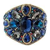 Les Trésors De Lily P6566 - Bracelet créateur 'Bohemian Rh