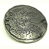 Adult Smoke Dragon (3 in) Monster Coin Token Dungeons and Dragons Coins DND Roleplaying Game Tokens Miniature Pack Novelty Coins Dungeon Terrain Tabletop Gaming