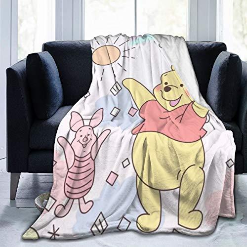 Fashion DIY - Manta Winnie The Pooh Gran tamaño