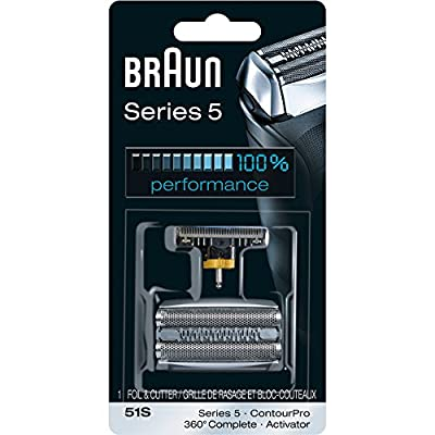 Replacement 51S Foil and Cutter for Braun Series 5 Combi 10069055853976
